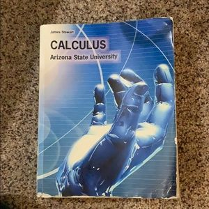Asu calculus by James Stewart (paperback only)